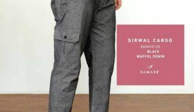 Celana Sirwal Tempur