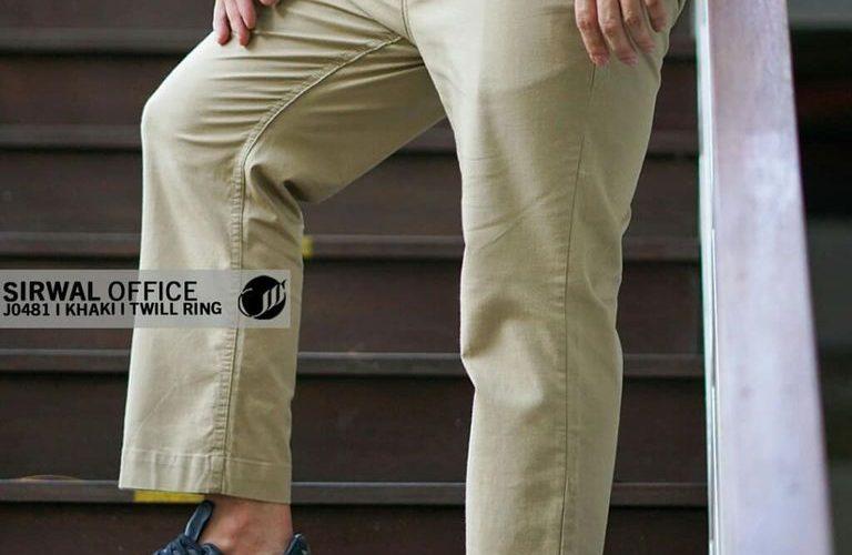 Celana Sirwal Kekinian Modern