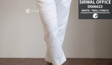 Celana Sirwal Putih