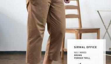 Celana Cingkrang Modern