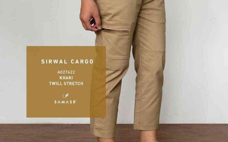 Celana Sirwal Cargo Samase