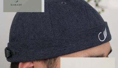 Topi Peci Kekinian