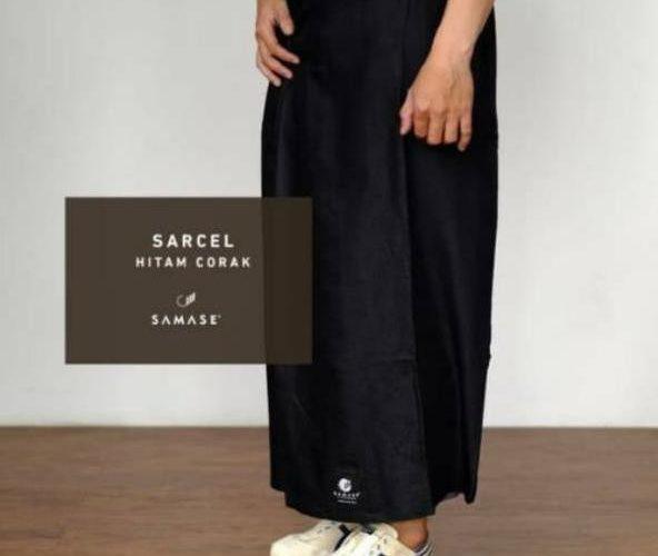 Celana Sarung Hitam